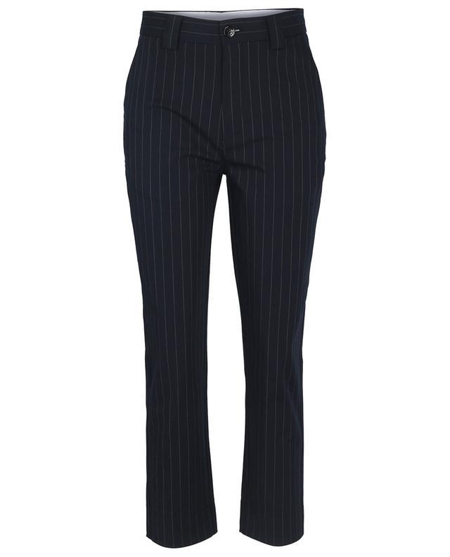 Pantalon de costume à rayures GANNI