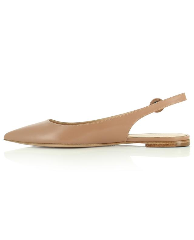 Ballerines ouvertes Anna Flat GIANVITO ROSSI