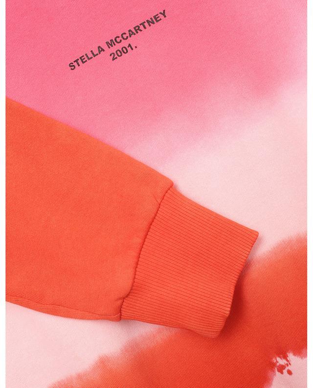 Sweat-shirt ample imprimé Stella McCartney 2001. Tie-Dye STELLA MCCARTNEY