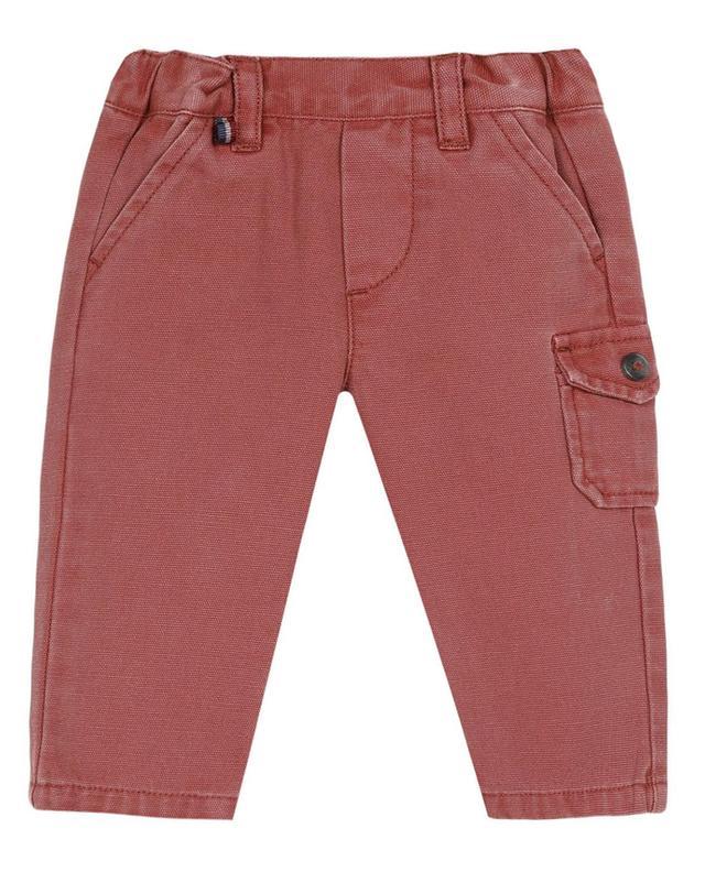 Pantalon cargo bébé en coton Chelton Beach TARTINE ET CHOCOLAT