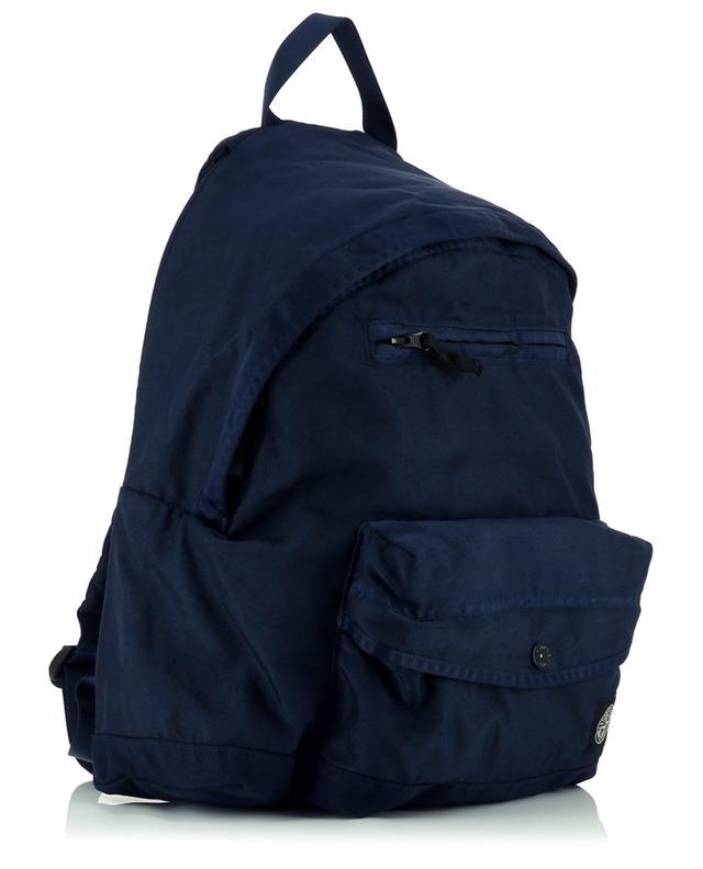 Kinder-Rucksack aus wasserabweisendem Nylon Kompass STONE ISLAND JUNIOR