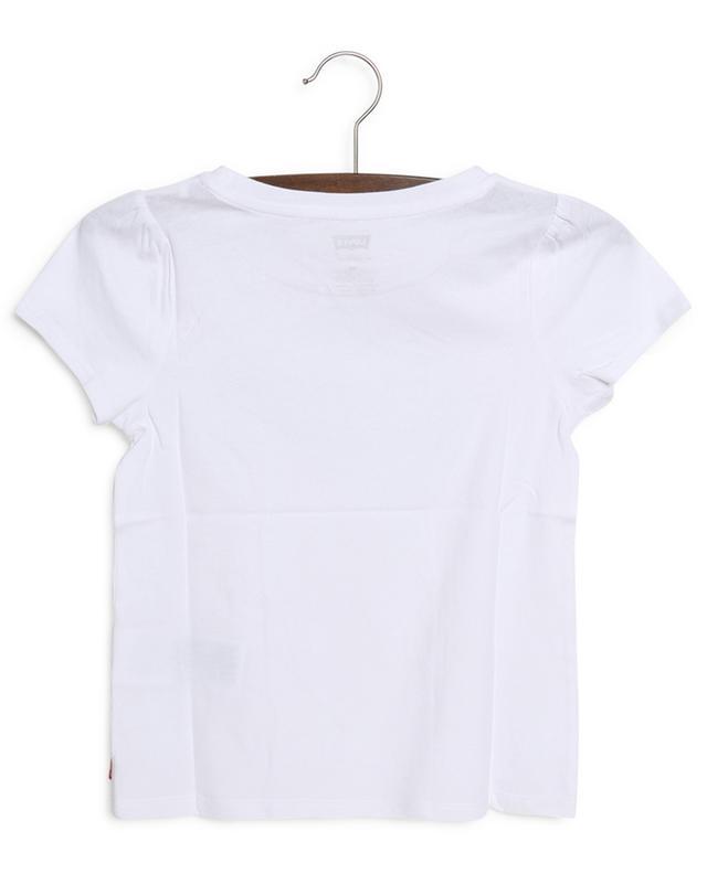 T-shirt fille imprimé logo irisé Batwing LEVI'S KIDS