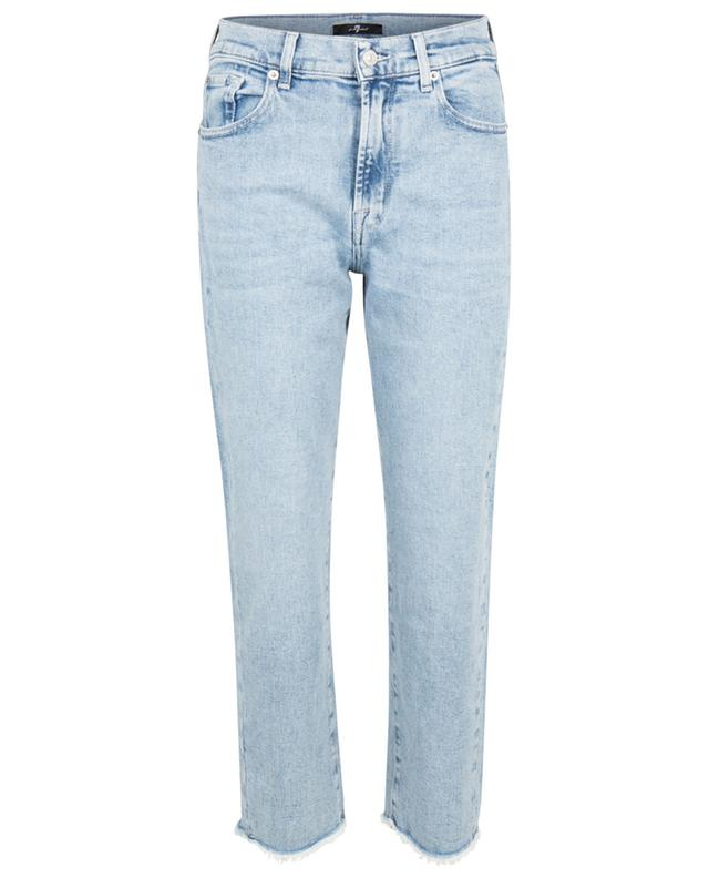 Jean droit effiloché The Modern Straight Looker 7 FOR ALL MANKIND