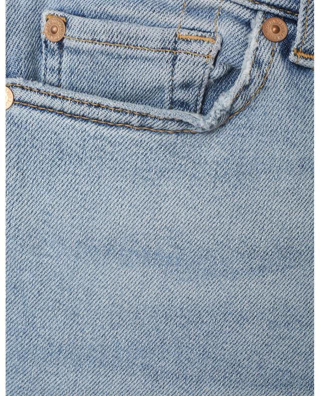 Jean slim vieilli Roxanne Ankle Luxe Vintage Bright Side 7 FOR ALL MANKIND