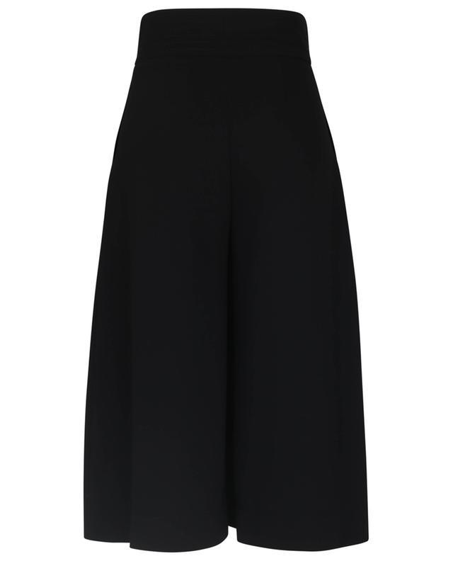 Jupe-culotte taille haute en crêpe SEE BY CHLOE