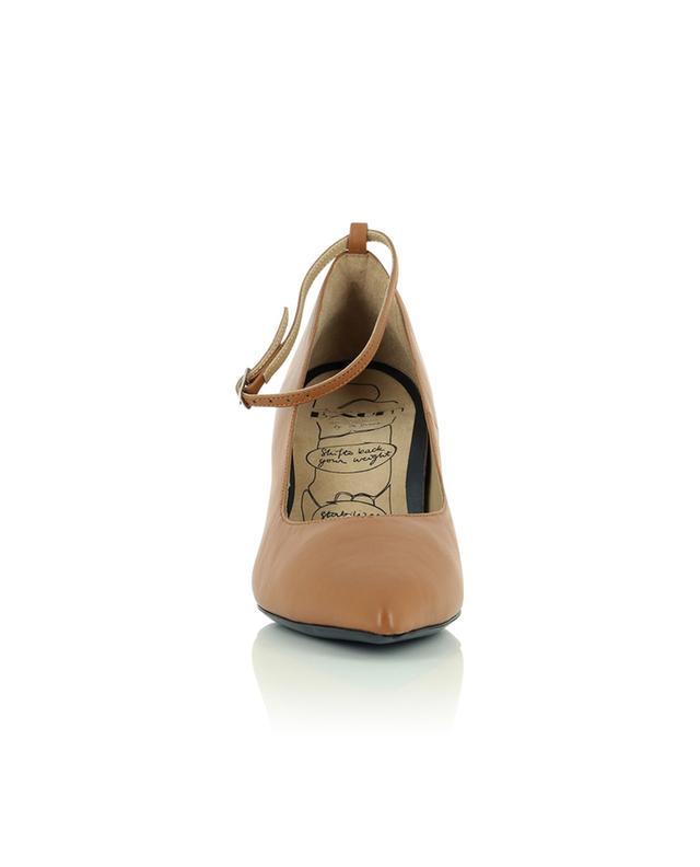 Escarpins à talon en cuir lisse Aphrodite 70 MAISON BAUM