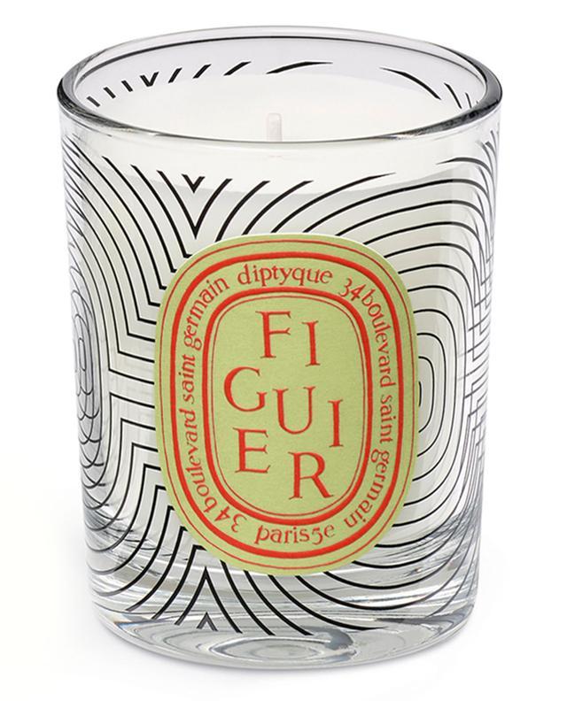 Bougie parfumée Figuier Dancing Ovals - 70 g DIPTYQUE