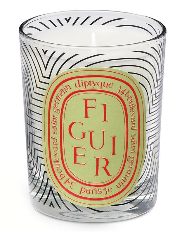 Bougie parfumée Figuier Dancing Ovals - 190 g DIPTYQUE