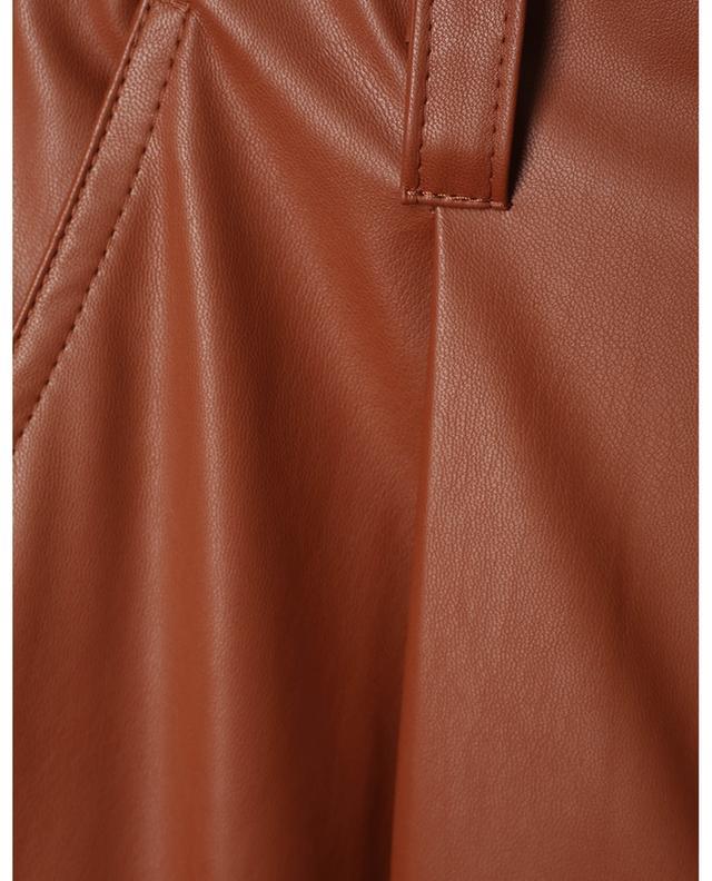 Pantalon carotte en crêpe IBLUES
