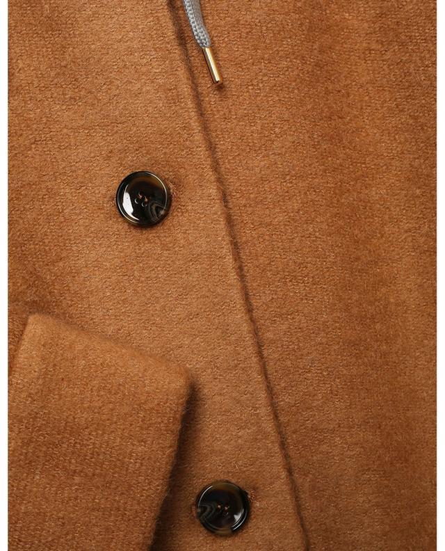 Manteau court à capuche Cremona IBLUES