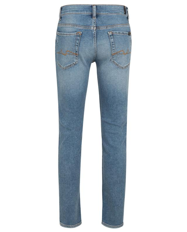 Jean skinny Ronnie Luxe Vintage Nobility Blue 7 FOR ALL MANKIND
