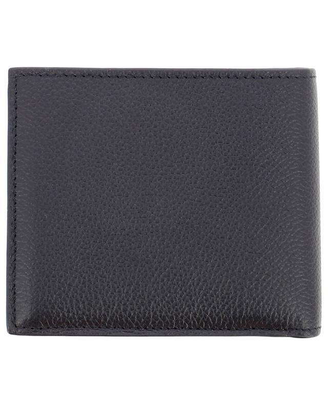 Portefeuille compact en cuir grainé Cash BALENCIAGA