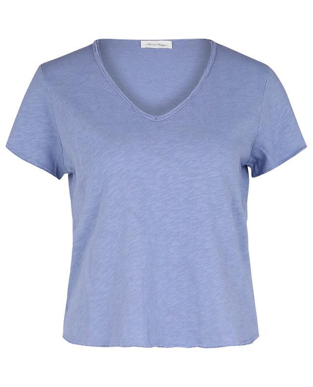 T-shirt à col V et manches courtes Sonoma AMERICAN VINTAGE