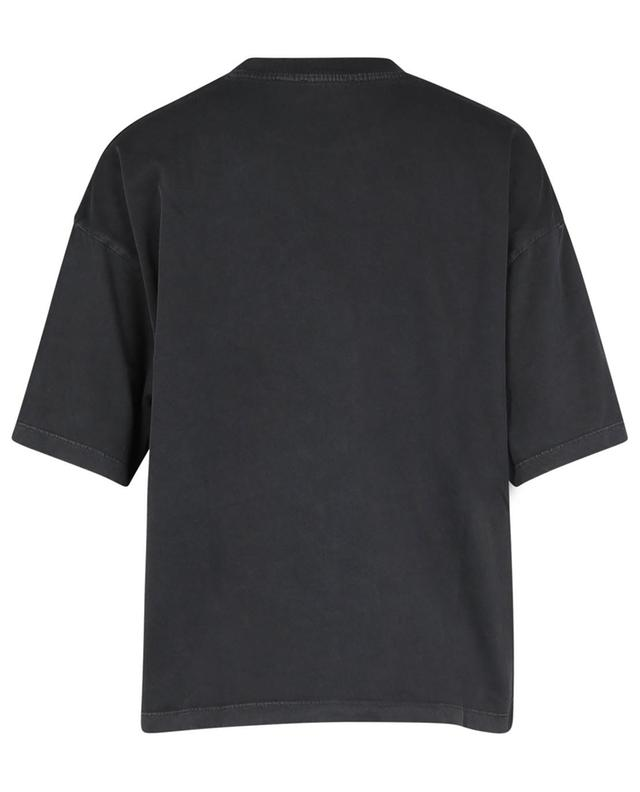T-shirt raccourci à manches courtes Fizvalley AMERICAN VINTAGE