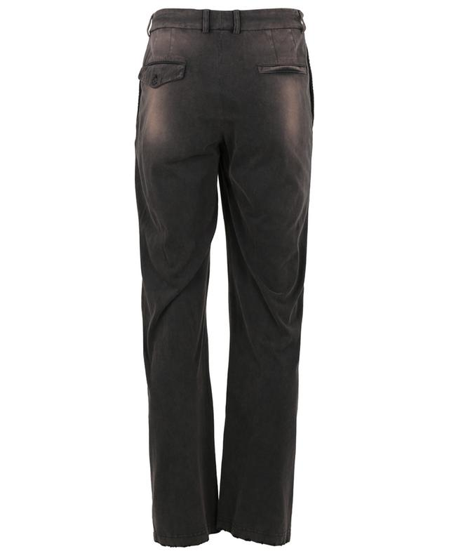 Pantalon en jersey vieilli Slim Worn-Out Pants BALENCIAGA