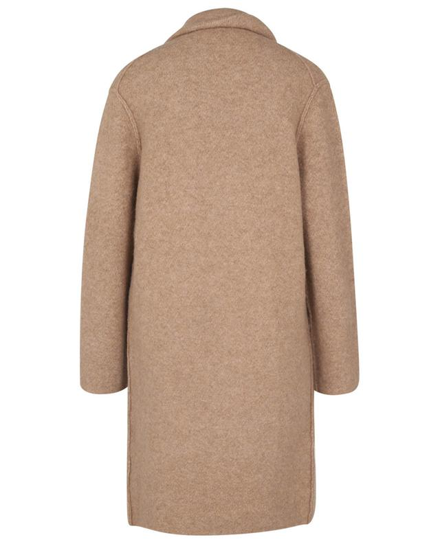 Manteau oversize en laine mélangé VINCE