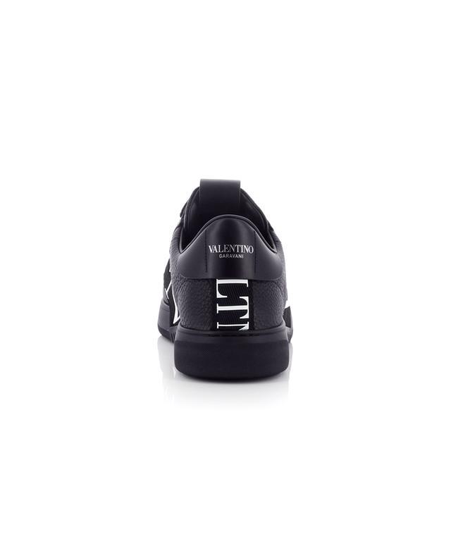 Baskets basses à lacets en cuir VL7N VALENTINO