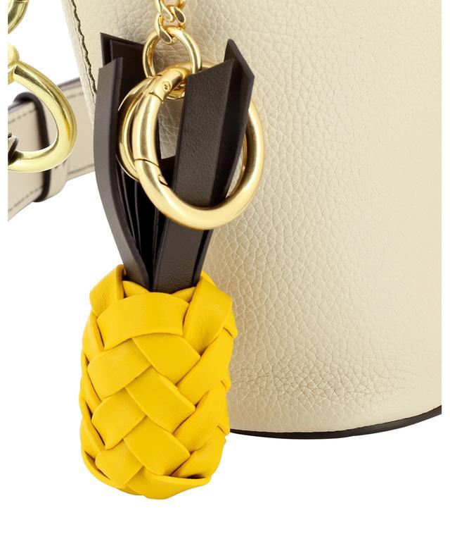 Sac cabas en cuir grainé décoré ananas Mini Cecilya SEE BY CHLOE