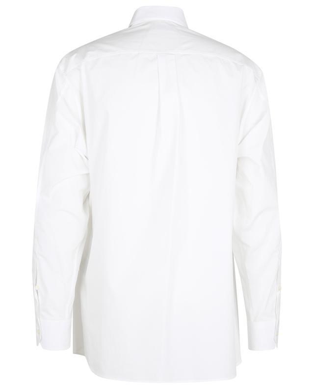 Chemise en coton brodée à manches longues Men's Garden VALENTINO