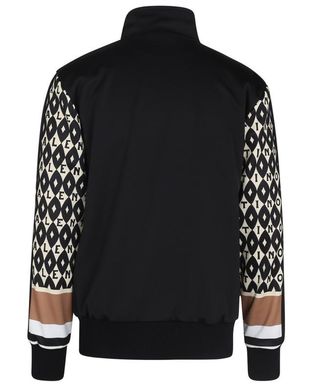 Veste en jersey imprimé Valentino Foulard Archive VALENTINO