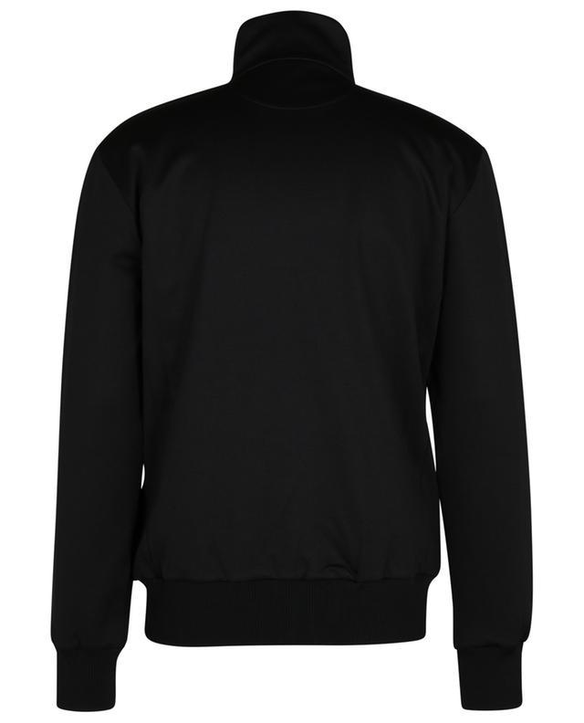 Sweat-shirt zippé en jersey technique VLTN Tag VALENTINO