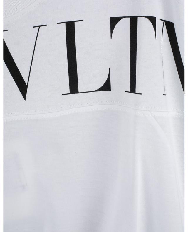 T-shirt patchwork imprimé VLTN VALENTINO