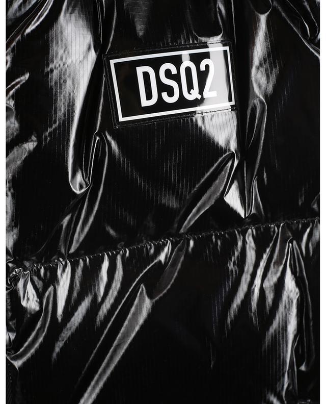 Gilet matelassé en ripstop brillant DSQ2 DSQUARED2