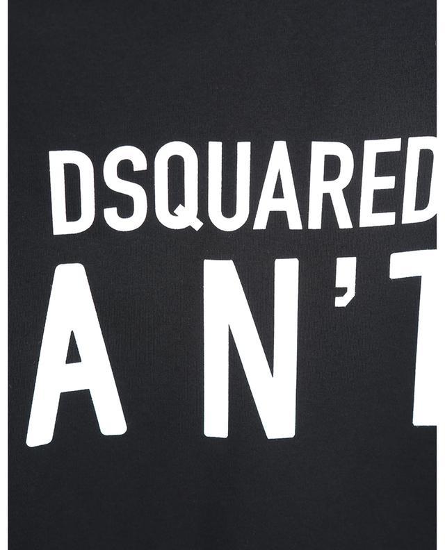 T-shirt imprimé Cool Fit ICAN'T DSQUARED2