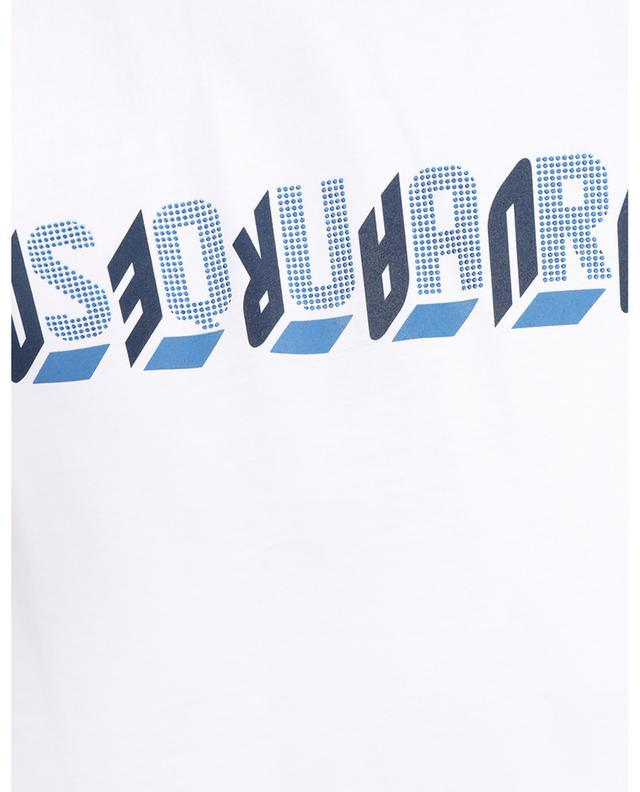 T-shirt imprimé logo 3D Cool Fit DSQUARED2