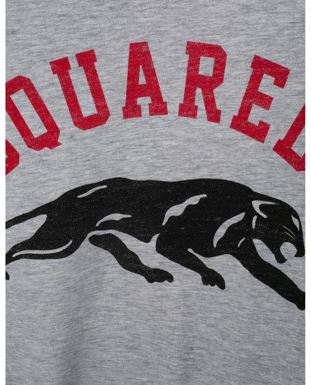 T-Shirt ample imprimé D2 Tiger Fat Dan Fit DSQUARED2