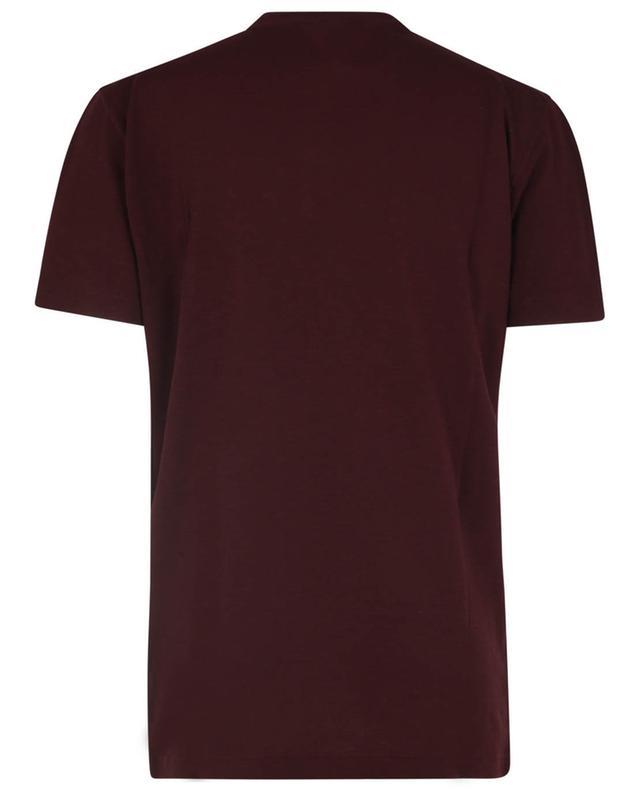 T-shirt chiné imprimé vintage Dsquared2 1964 Cool Fit DSQUARED2
