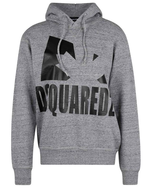 Sweat-shirt à capuche imprimé Dsquared2Leaf DSQUARED2