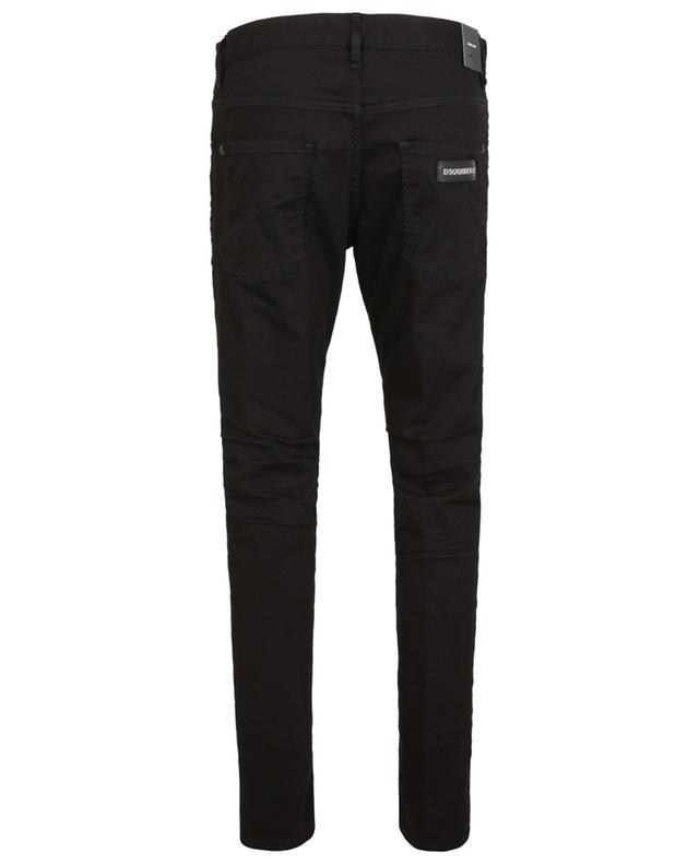 Skater Jean black slim fit jeans DSQUARED2