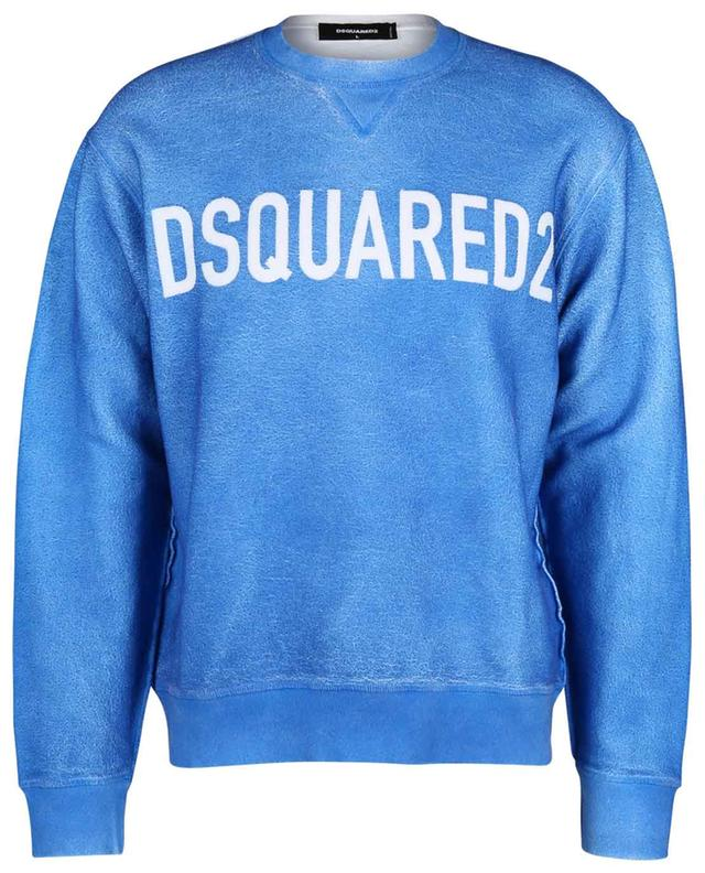 Sweat-shirt imprimé logo Airbrush Cool Fit DSQUARED2