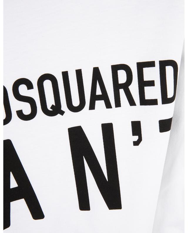 T-shirt imprimé I Can't DSQUARED2