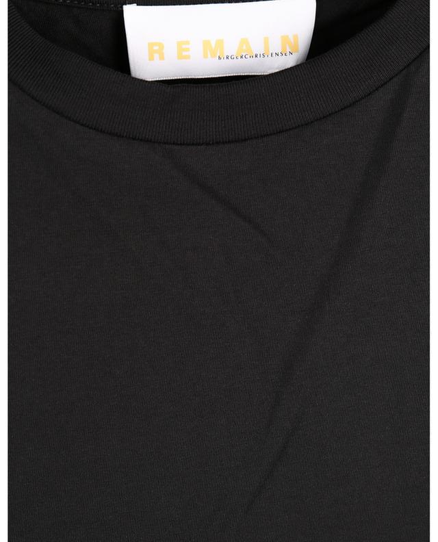 T-shirt en coton biologique Xenia O-Neck REMAIN BIRGER CHRISTENSEN