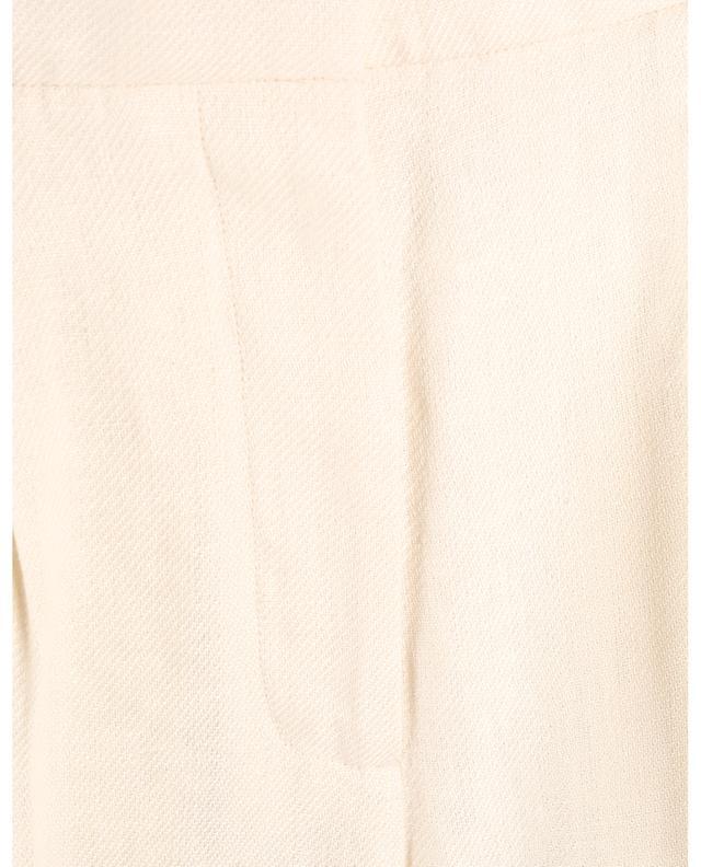 Pantalon droit décontracté en sergé de lin Paris REMAIN BIRGER CHRISTENSEN