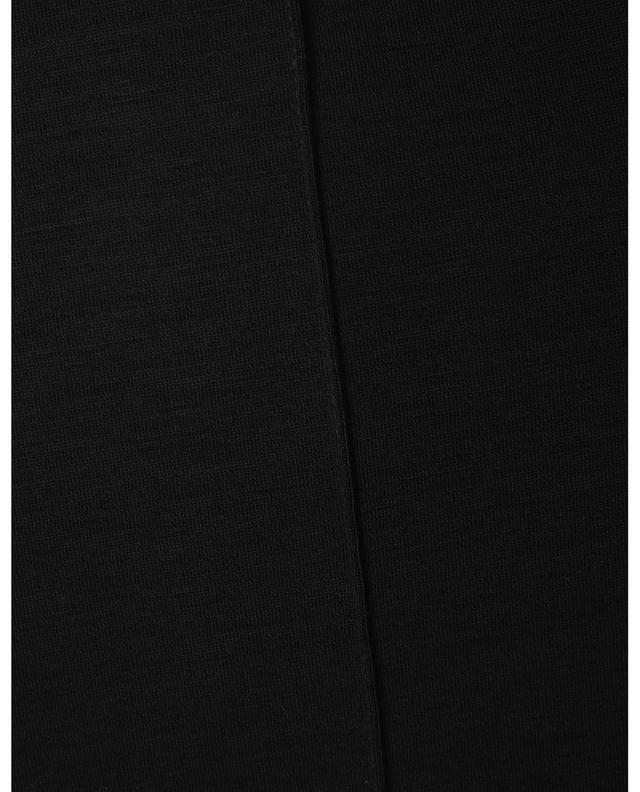 Pantalon slim en jersey de laine Floris AKRIS PUNTO