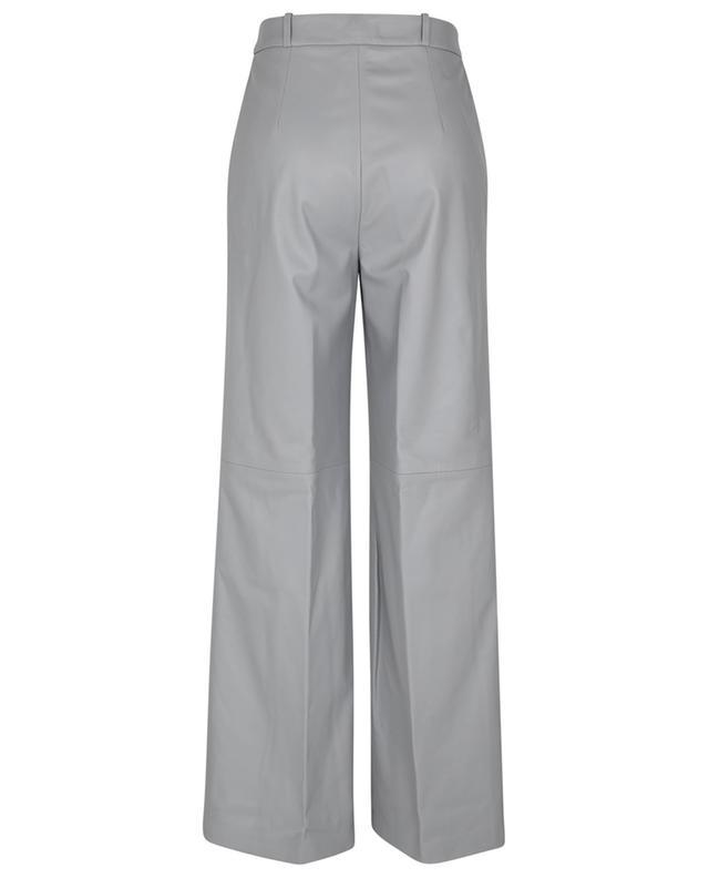 Pantalon large en cuir Noro LOULOU STUDIO