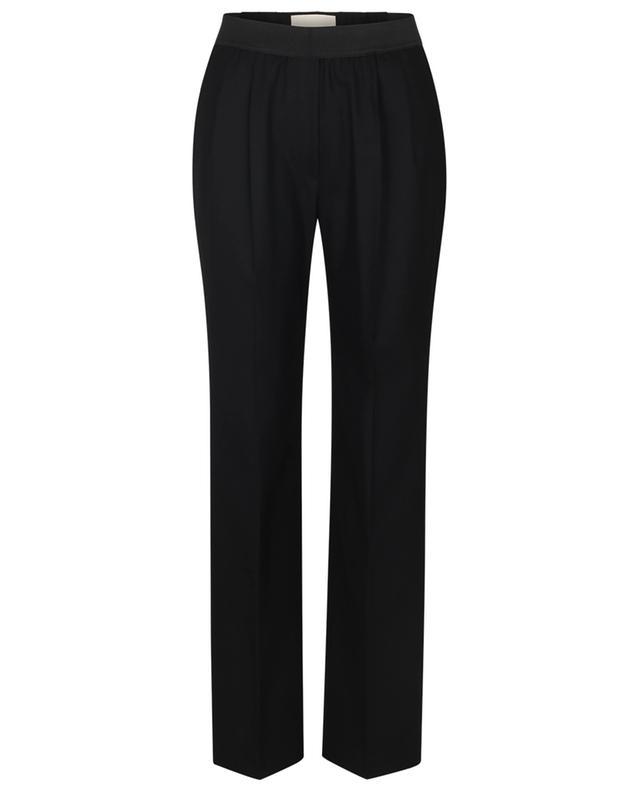 Pantalon large à taille élastiquée Kempe LOULOU STUDIO