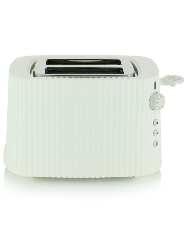 Plissé MDL08 B white toaster ALESSI