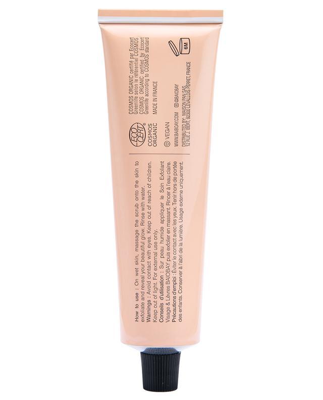 Soin exfoliant visage & lèvres - 60 ml BAIOBAY