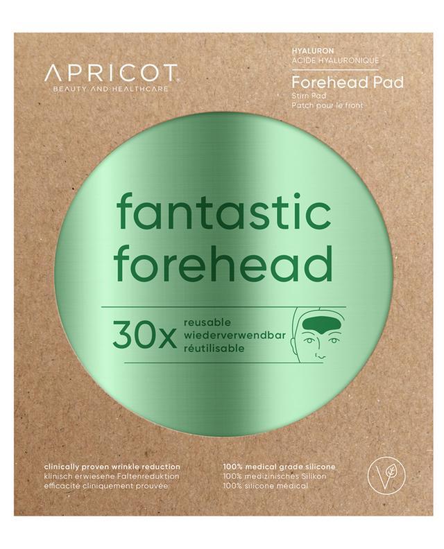 Patch pour le front à l'acide hyaluronique Fantastic Forehead - 30 utilisations APRICOT