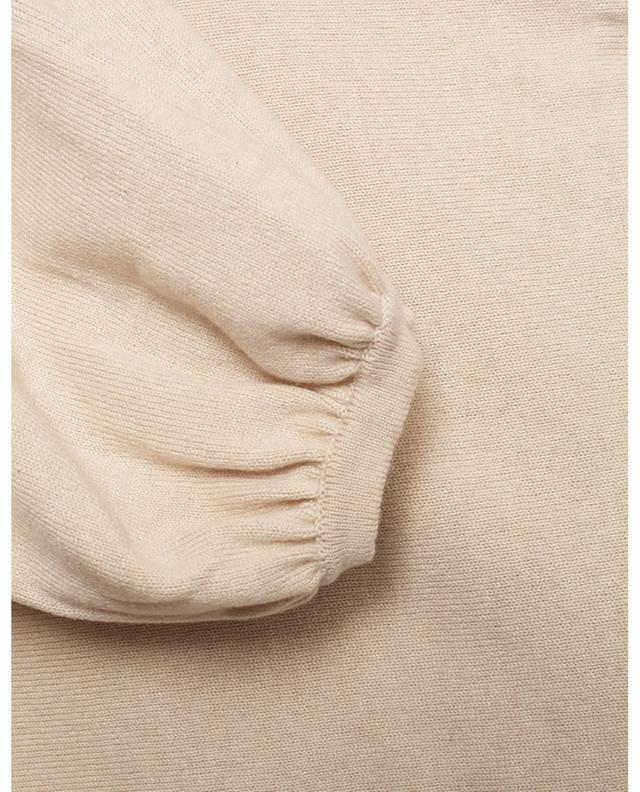 Polo en maille de cachemire à manches longues FABIANA FILIPPI
