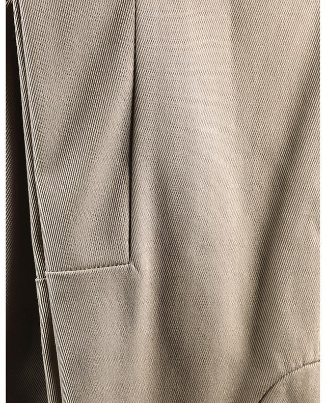 Pantalon skinny en sergé TERRA FABIANA FILIPPI