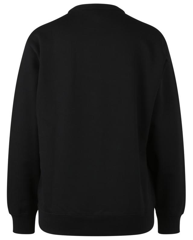 Sweat-shirt à col rond brodé et imprimé K-Tiger KENZO