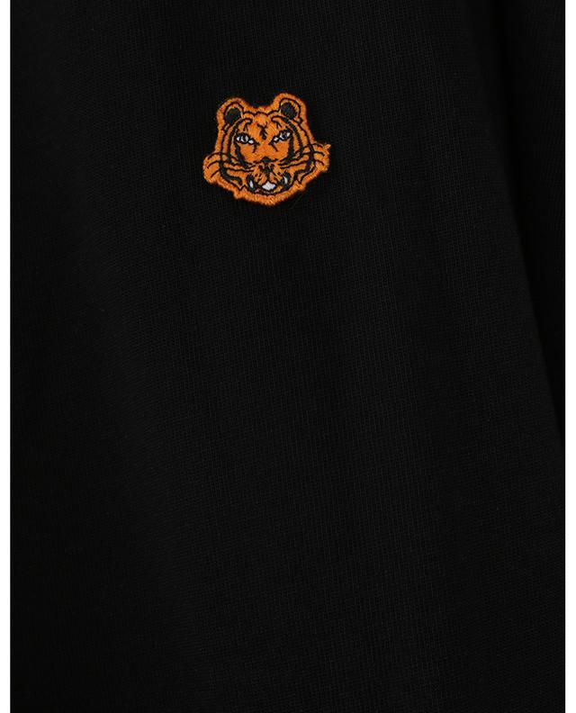 T-shirt boxy avec patch Tiger Crest KENZO