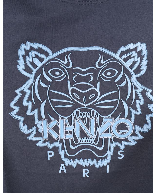 T-shirt imprimé effet gomme Tiger KENZO