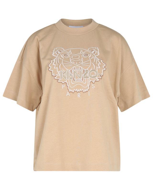 T-Shirt à manches courtes brodé Classic Tiger KENZO
