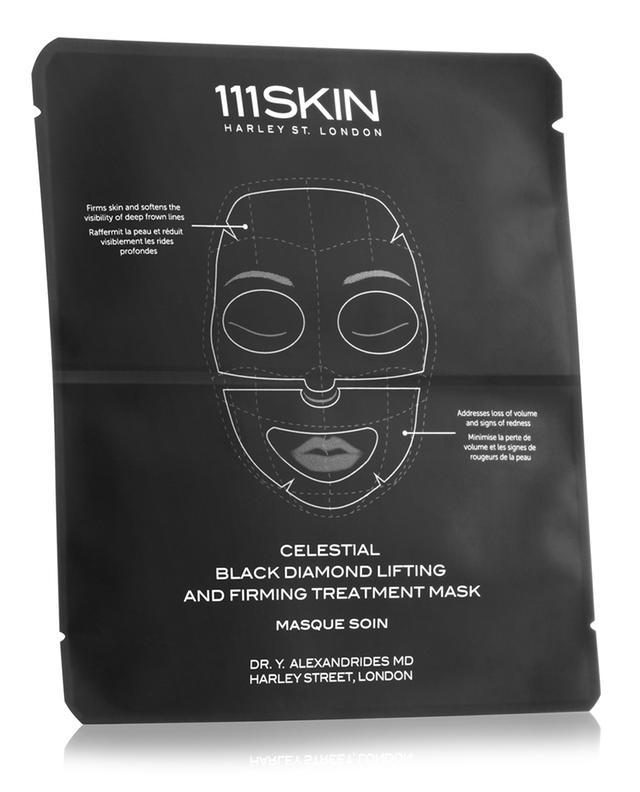 Masque Liftant Et Raffermissant Au Diamant Noir Céleste visage SIMPLE 111 SKIN